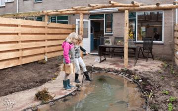 Water brengt leven in je tuin u operatie steenbreek